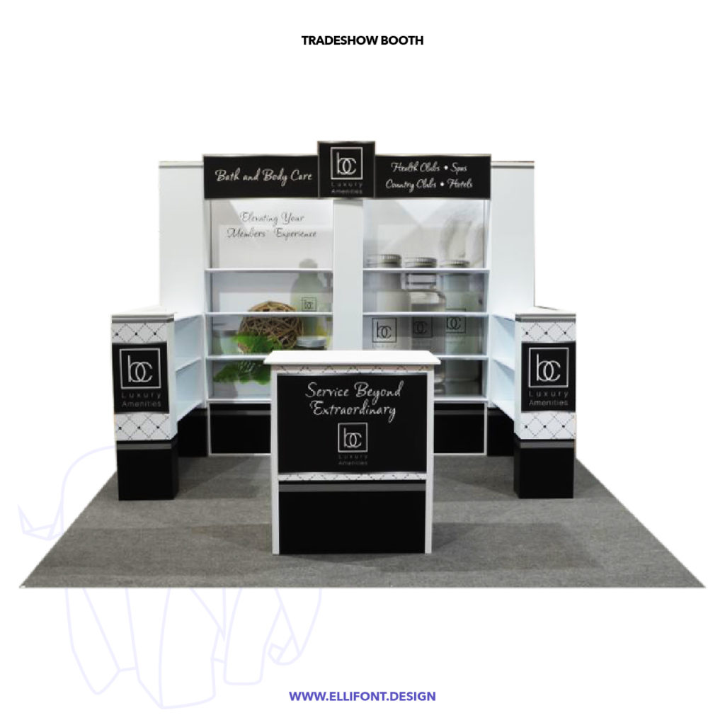Tradeshow Banners & Materials